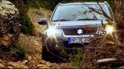 Faszination SUV - Suzuki Grand Vitara im Härtetest