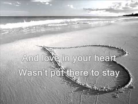 Nothing Compares To You - Sinéad O'Connor with Lyrics