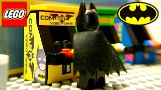 LEGO BATMAN MOVIE ARCADE VIDEO GAME