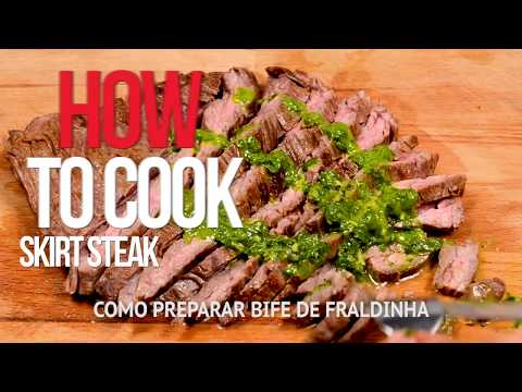 How To Cook Skirt Steak (4 Quick Steps)