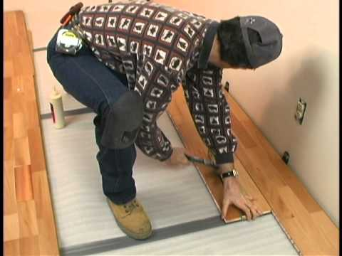 Universal flooring installation video youtube for Universal flooring