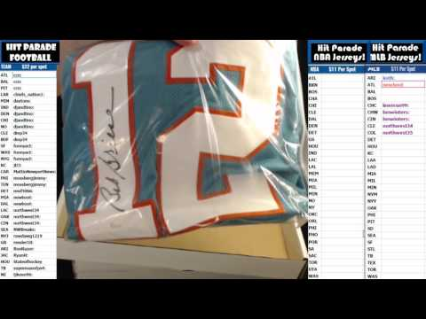2017 03 21 2017 HP NFL 4 Boxer, Andy Russell, Bob Griese, Marcus Allen, Deandre Hopkins