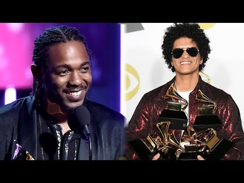 2018 Grammys Winners Recap: Bruno Mars, Kendrick Lamar & More