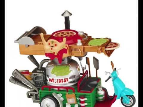 tortues ninja jeunes mutants vhicule de pizza jouet pour les enfants