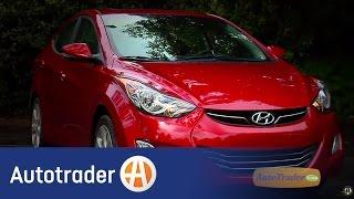2011 Hyundai Elantra - AutoTrader New Car Review
