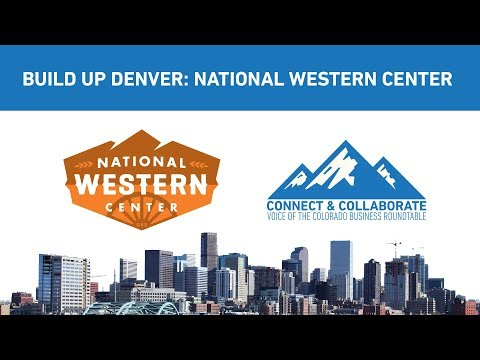 Denver's Build Up: National Western– Gretchen Hollrah & Patrick O'Keefe – Connect & Collaborate