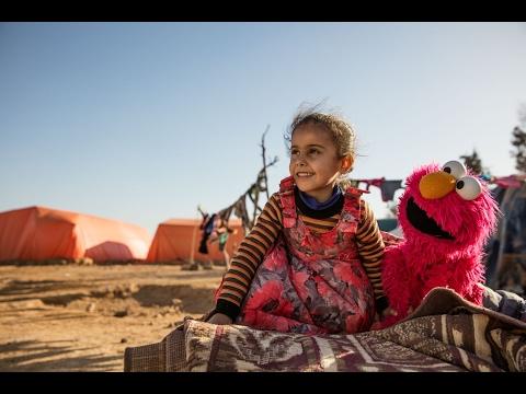 Sesame Workshop and International Rescue Committee | 100&Change Finalist