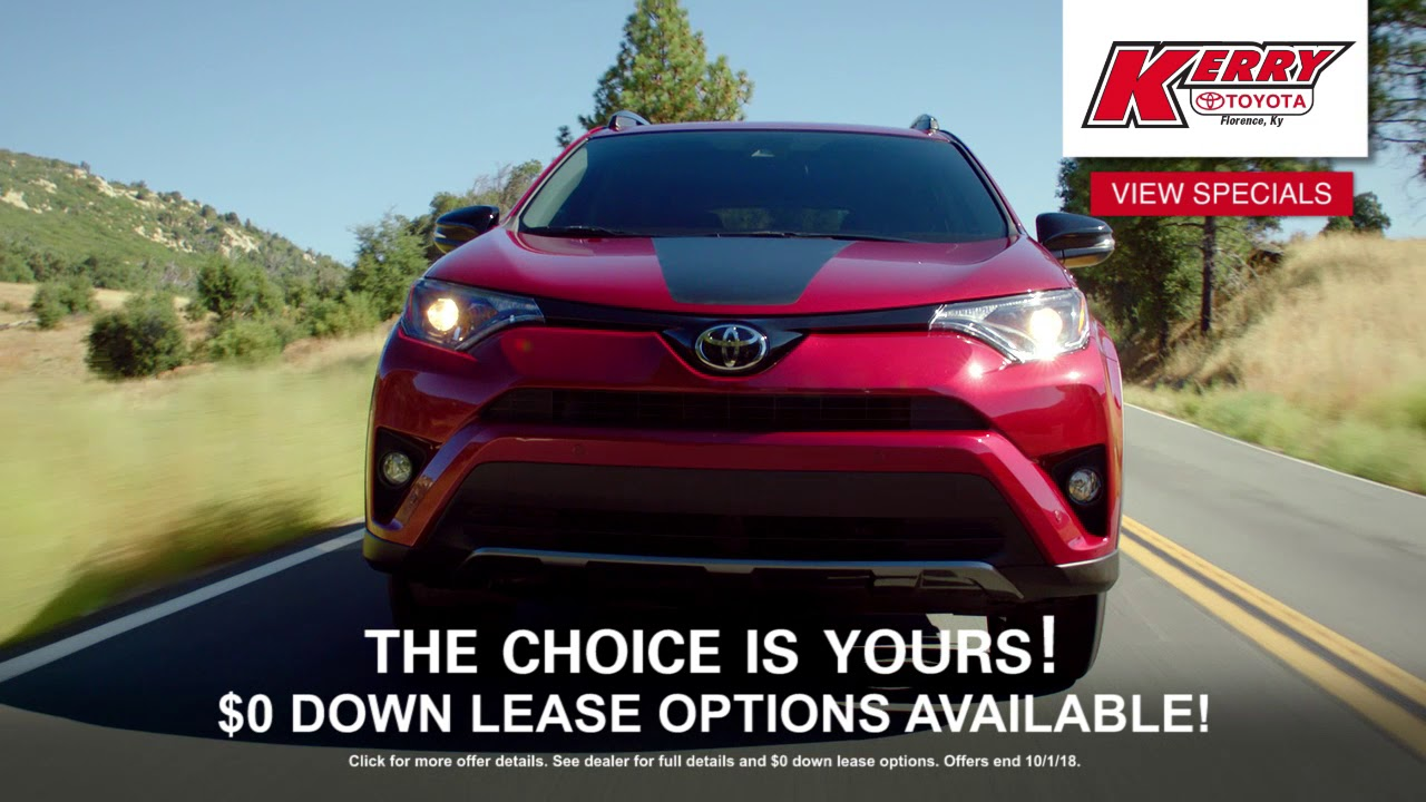 2019 Toyota Corolla And 2018 Toyota RAV4 Specials At Kerry Toyota!