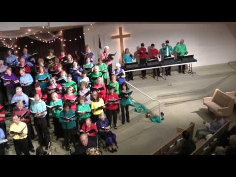 A Jubilant Song Allen Pote  Chorus Magnus