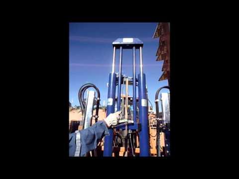 Prueba CPT (Cone Penetration Test)