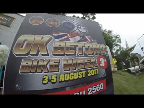 OK Betong Bike Week 2017 Press Conference