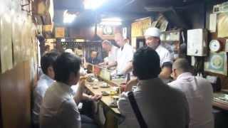 Shinjuku Station Street Alley Food