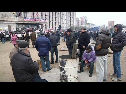 Ukraine : situation explosive dans l'est russophone