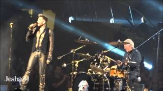 Queen ft. Adam Lambert - Under Pressure - Philadelphia, PA 7/16/14