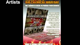 TERRORTEK X- Bio Chemical Warfare - COLD THERAPY (Radio Remix) TEASER EDIT