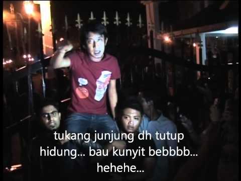 MAHASISWA UPSI TUNJUK BELANG 31.12.2011