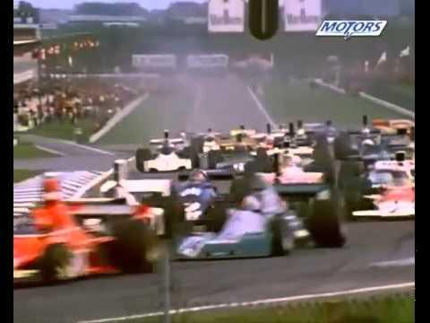 F1 GP Belgique 1974 à Nivelles-Baulers
