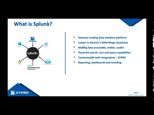 From Zero to Hero  Integrate HPE NonStop with Splunk