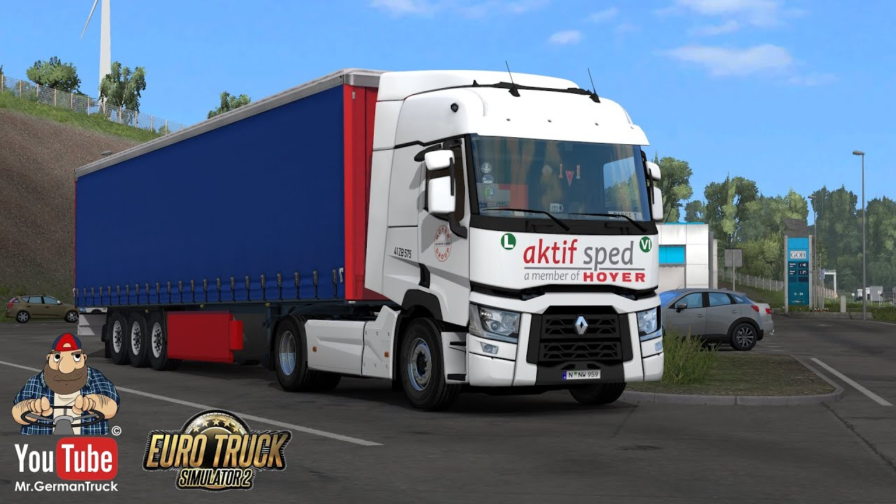 [ETS2 v1.36] Renault Range T TURKEY Skin Package