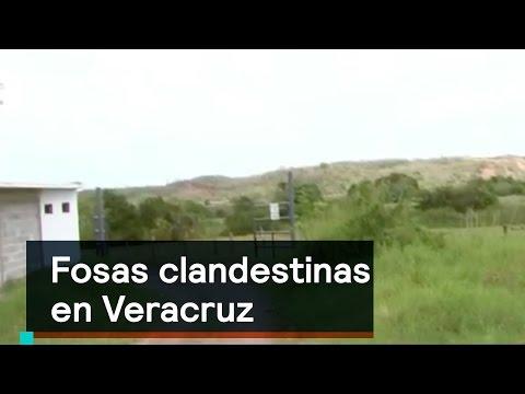 Fosas clandestinas en Veracruz - Agenda Pública