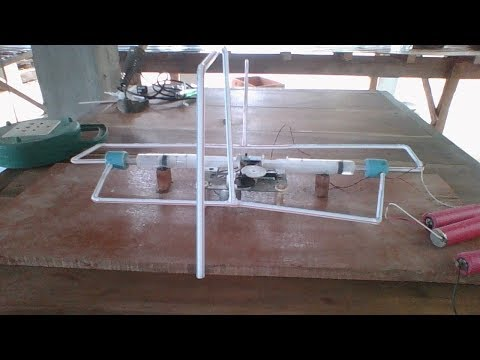 How To Make V2 Water Pump At Home , New Model Of Water Pump