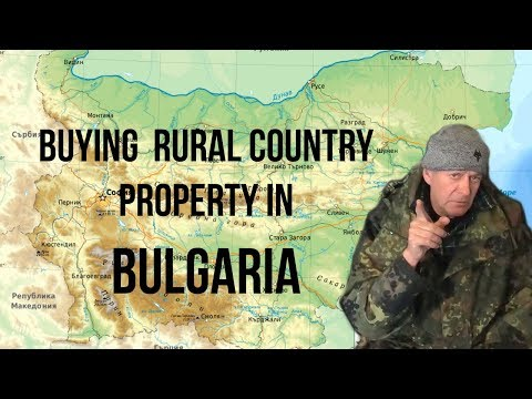 Buying a Rural Country Property In Bulgaria - Playlist Part One.