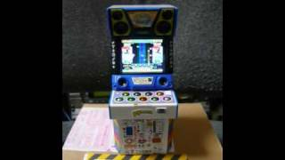 Pop'n miniature with LCD