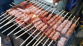 """Food For Good   Eps 172: Thơm ngon nức mũi bánh mì nem nướng pate gan """"cây vú sữa"""" Tri Tôn An Giang"""