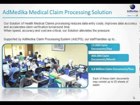 Medical Claim Verification Process - AdMedika - Third Party Administrator