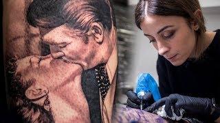 Noa Yanni - Gone with the Wind   Italian Tattoo Artist