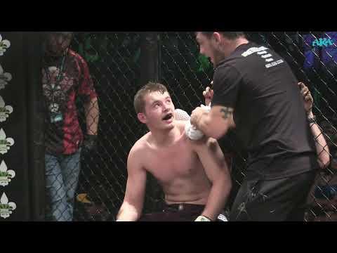 AKA ROP6 Fight 4 Ethan Hughes VS Matt Boyd