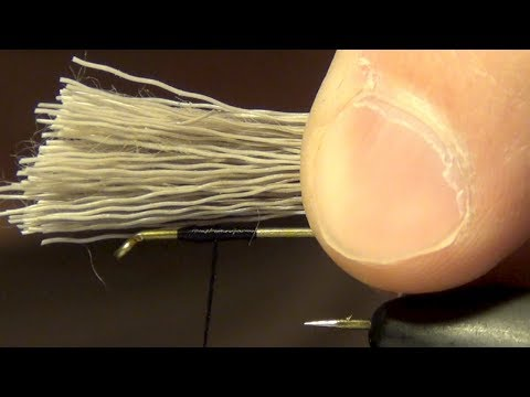 Pinch Tie In - Fly Tying Tips and Tricks