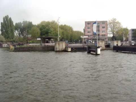 Het IJ, Amsterdam 2009