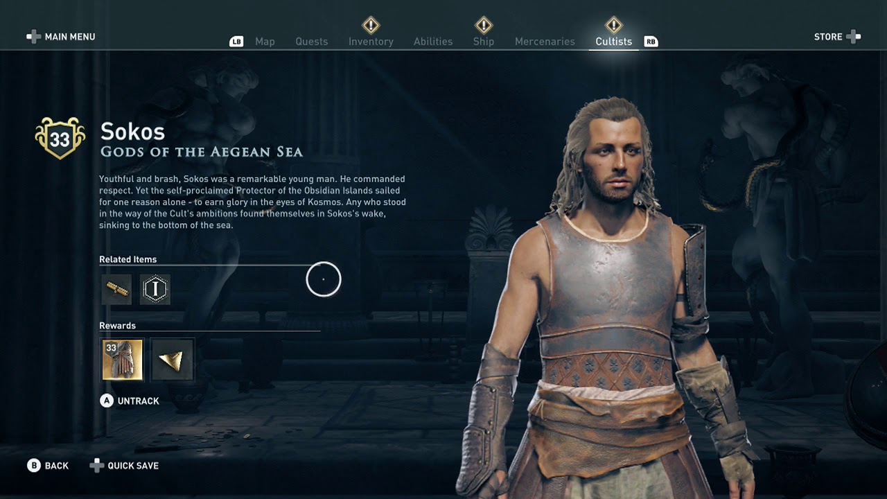 AssassinS Creed Odyssey Obsidian Inseln