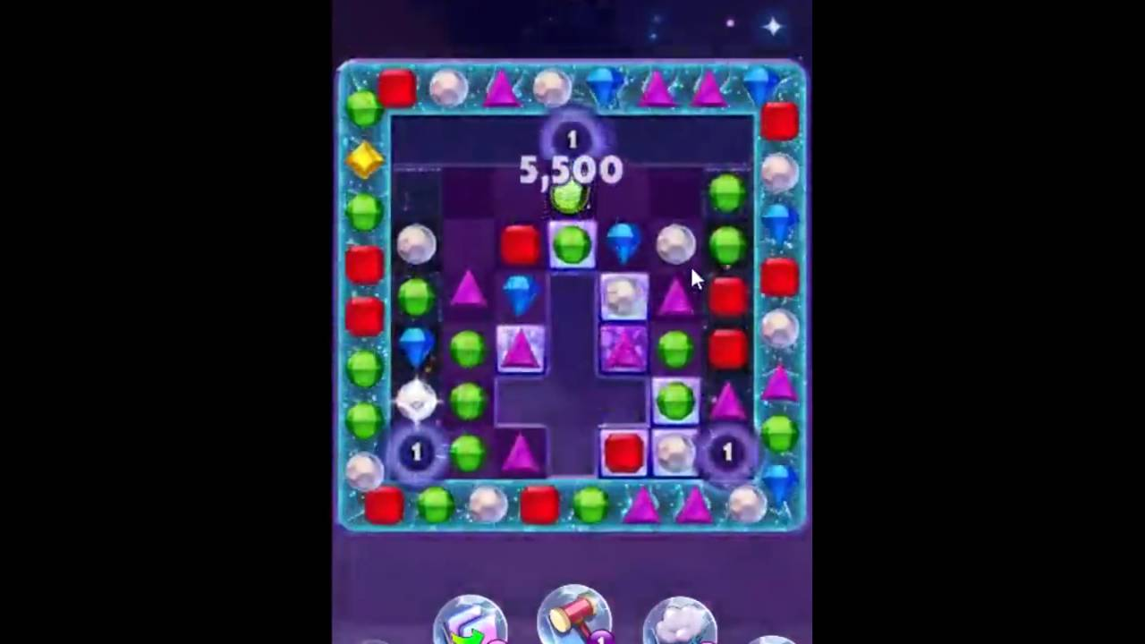 Bejeweled Stars Level 119 + BEJEWELED CASHGAME TIP!
