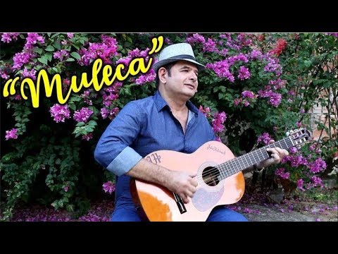 Muleca Brazilian Fingerstyle Guitar - Júlio Hatchwell