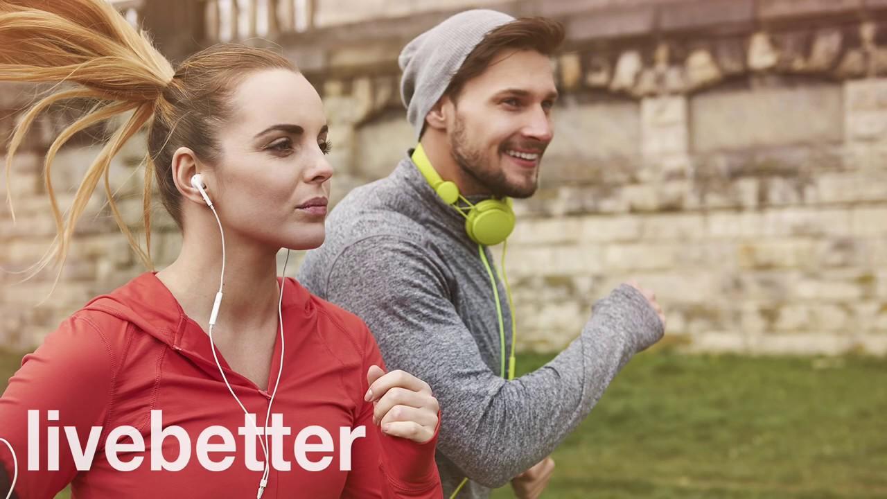 Musicas para caminhar e correr