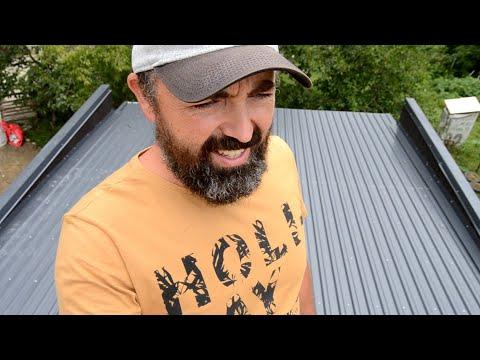Односкатная крыша  Стропильная система  Ферма  Строим Дом ХАЙ ТЭК
