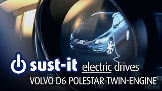 Volvo V60 D6 Polestar Twin-Engine – can you be green and mean?