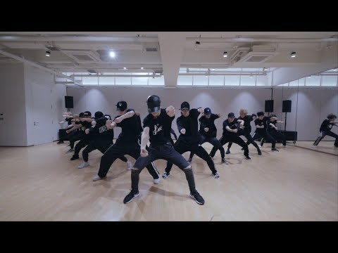 NCT 2018 엔시티 2018 'Black on Black' Dance Practice