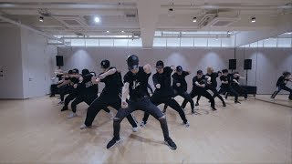 nct 2018 엔시티 2018 black on black dance practice