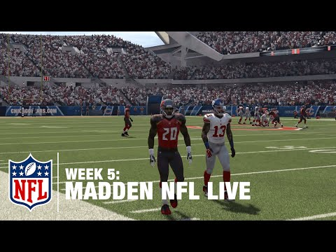 Ronde Barber vs. Patrick Peterson : Madden Ultimate Team | Madden NFL Live
