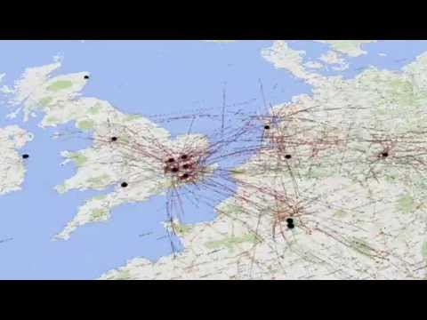 Highways in the Sky - 3D Airspace