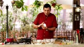 No Flour Chocolate Souffle | Cook Smart | Master Chef Sanjeev Kapoor | Food Food