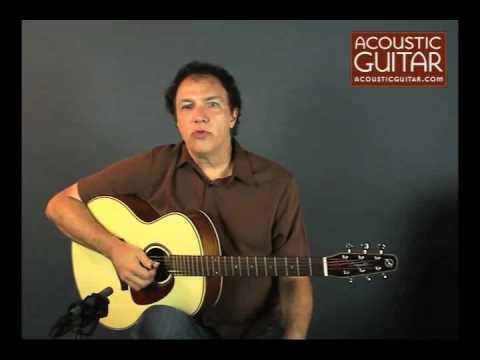 Acoustic Guitar Review - Seagull Maritime SWS Mini-Jumbo