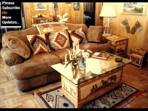 Collection Of Western Décor For Living Room | Western Decor Ideas