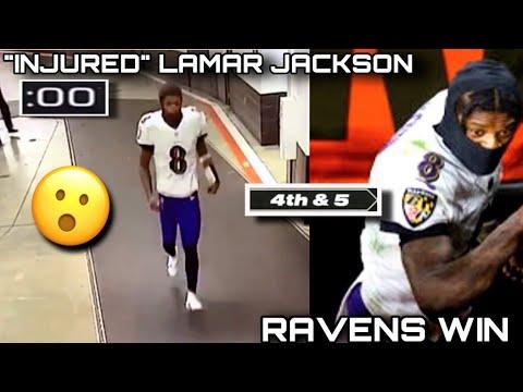 Lamar Jackson, Ravens complete fourth-quarter comeback and stun ...