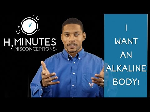 """I want an Alkaline Body!"" - Misconceptions"