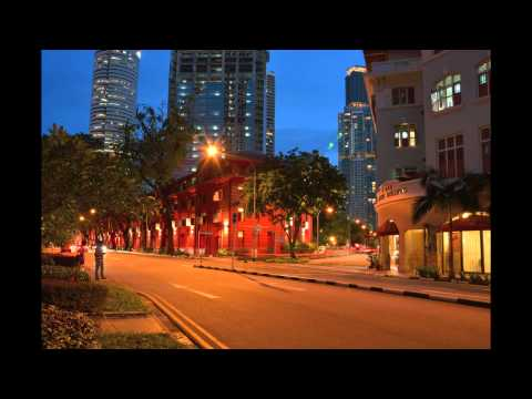 Welcome the Night - Time lapse Singapore