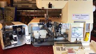 How a serger works. How an overlock works, by Alex Askaroff.